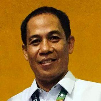 Mr. Eladio Tuppal