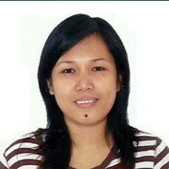 Ms. Junaline E. Sapariya